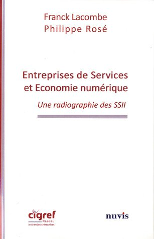 Entreprise de Services et Économie numérique par Franck LACOMBE