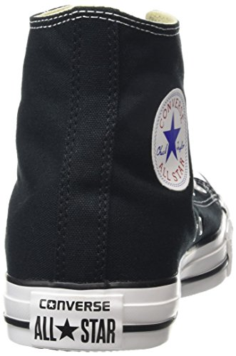 Converse - AS Hi Can charcoal, Sneakers unisex Nero  (Noir (Black))