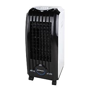 Orbegozo AIR 45 Climatizador evaporativo 3 en 1, 3 velocidades, aletas direccionales, depósito de 4 l, filtro extraíble…