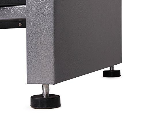 Ondis24 Werkbank Werktisch Montagewerkbank Werkstatttisch Schubladenschrank, 60 cm breit mit 4 rollengeführten Schubläden - 5