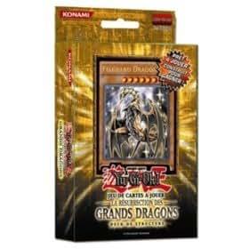 Upper Deck - Deck Yu Gi Oh La Résurrection des Grands Dragons