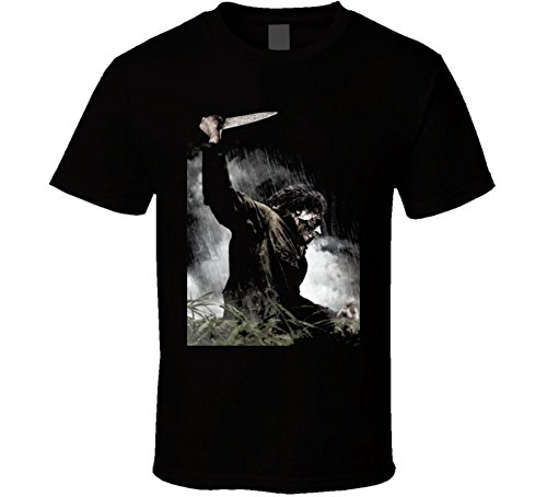YHXSG Halloween II Horror Movie Michael Myers T Shirt