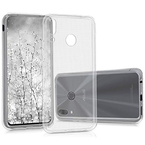 kwmobile ASUS Zenfone 5 / 5Z (ZE620KL/ZS620KL) Hülle - Handyhülle für ASUS Zenfone 5 / 5Z (ZE620KL/ZS620KL) - Handy Case in Transparent