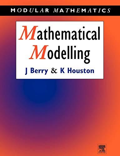 Mathematical Modelling PDF Books