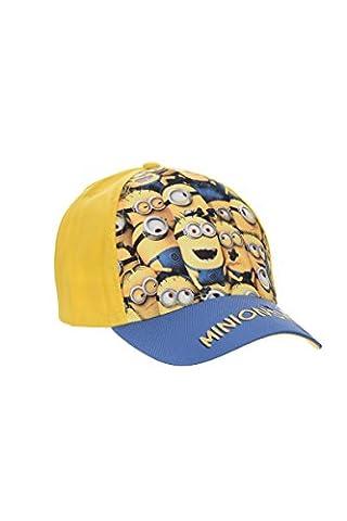 Minions Baseball Cap (4066) Cappy für Jungen und Mädchen, Kappe