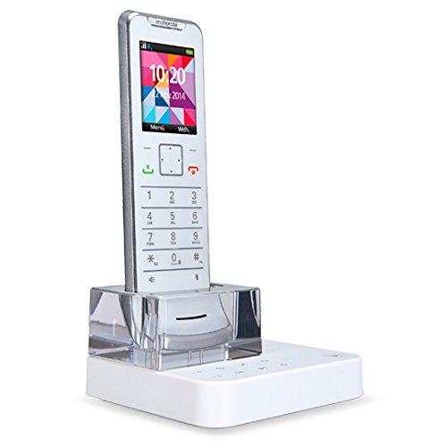 Motorola IT.6.1TWC Schnurlostelefon weiß