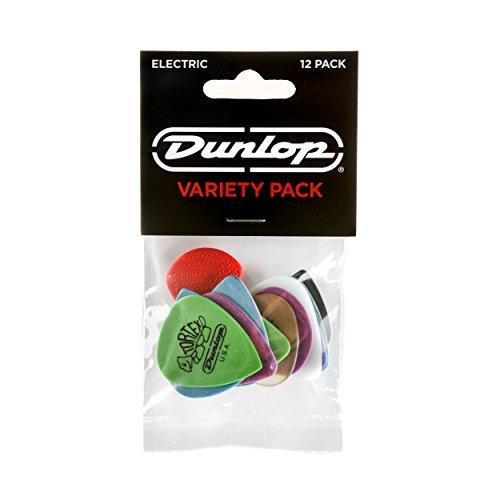 JIM DUNLOP PVP113 Electric Guitar Pick Variety Pack - Pack Plektren