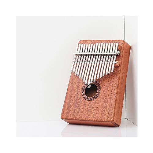 SFFSMD Daumenklavier Kalimba 17-Ton Full Furnier Finger Klavier Anfänger Kalimba Männer Und Frauen Musikinstrumente Erwachsene Studenten Geschenk ( Color : D )