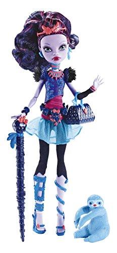 Regali Di Natale Per Bambini Di 10 Anni Femmine.Monster High Blv97 Jane Boolittle
