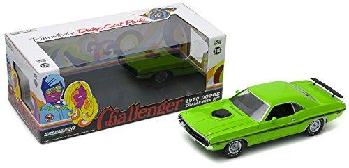 Greenlight coleccionables - 12931 - Dodge - Challenger Hemi R Shaker / t - 1970 - 1/18 Escala