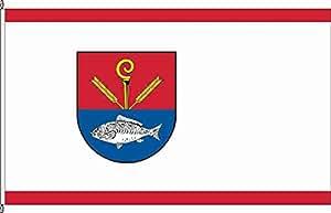 Flagge Fahne Autoflagge Reinfeld (Holstein) - 30 x 45cm