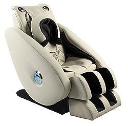 Tecnovita Scala M1200C–Massagestuhl, Funktionen: Kneten, Klopfen, Shiatsu und Musiktherapie