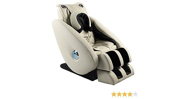 Tecnovita Scala M1200C – Massagestuhl, Funktionen: Kneten, Klopfen, Shiatsu und Musiktherapie