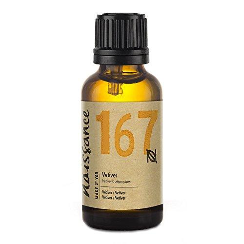 Naissance Olio di Vetiver - Olio Essenziale Puro al 100% - 30ml