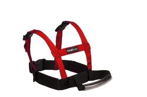 lucky-bums-grip-n-guide-kids-ski-training-harness-by-lucky-bums