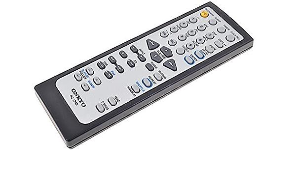 Onkyo Recycled 784s Original Remote Control For Cr 545 Elektronik