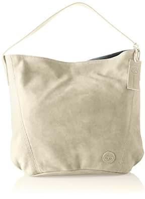 Timberland Slouchy Bag, Sacs portés épaule femme, (Croissant), 15.5x36x31.5 cm (W x H L)