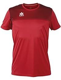 Luanvi Apolo Camiseta, Hombre, Rojo, M