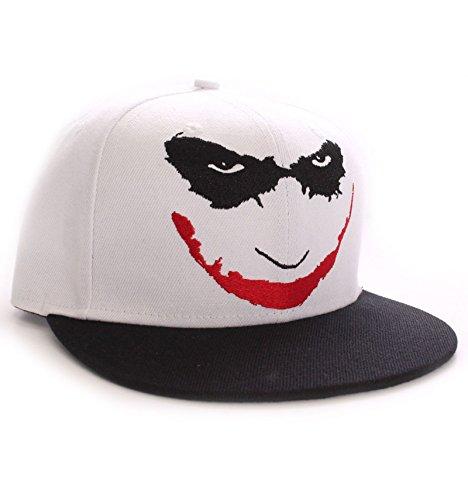 Batman Gorra Béisbol Joker Logo white