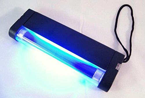 - NEON UV Licht Wood für Geldscheinprüfer mit Taschenlampe LED (Led-taschenlampe Neon)