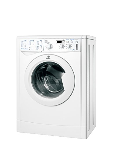 Indesit iwsd 60851°C Eco EU Freestanding Front-Load 800RPM A + White-Washing Machine (Freestanding, Front Loading, A +, a, D, White)