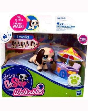 d Bryce Rika pet walking Hasbro Little Pet Shop (japan import) ()