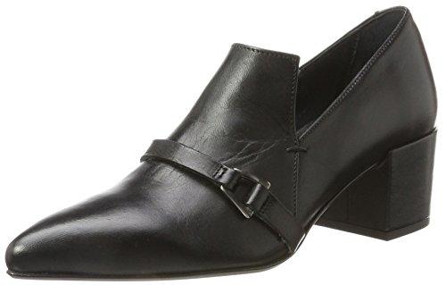Shoe Biz Damen Fromagee Pumps, Schwarz (Velvet Black), 39 EU