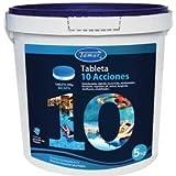 Cloro 10 acciones tableta 200 gr Tamar 5 kg