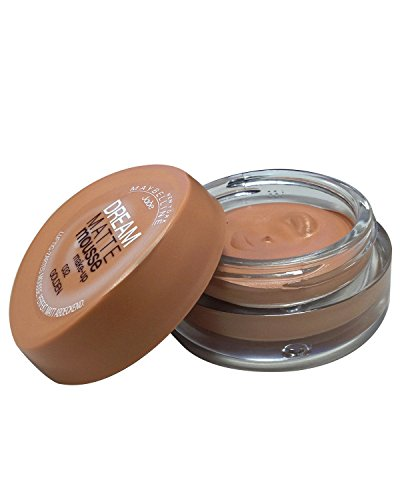 Maybelline Dream Matte Mousse Foundation Make-up Golden 032