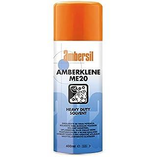 31554-AA AMBERSIL AMBERKLENE ME20 HEAVY DUTY SOLVENT BASED CLEANER 400ML AEROSOL