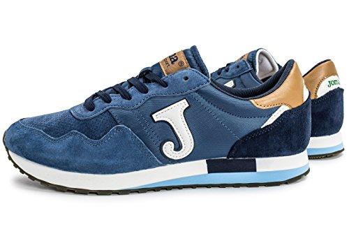 Joma , Herren Sneaker grün grün * 717 Azul