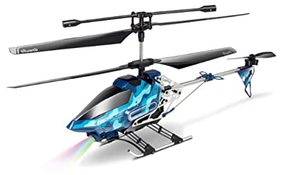 Silverlit Sky Blaze 3-Channel Radio Control Gyro Helicopter with Special Lighting Effects (Assorted)