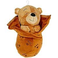 Unbekannt Sunny Toys 33012 Oso de Peluche, Color marrón