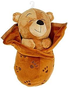 Unbekannt Sunny Toys 33012Oso de Peluche, Color marrón