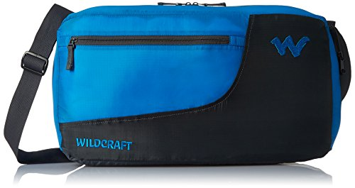 Wildcraft 24 Ltrs Blue Packable Casual backpack (Pac n Go Duffle 1 2_Blue)  available at amazon for Rs.850