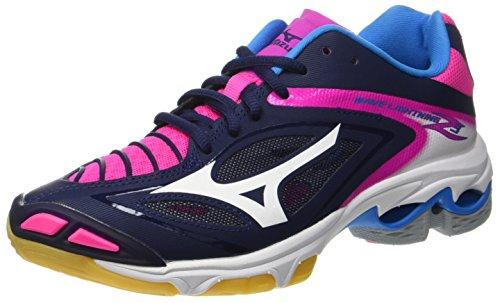 Mizuno Wave Lightning Z3 W, Zapatos de Voleibol Para Mujer, Multicolor...