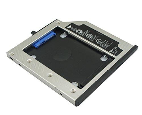 2nd-HDD-SSD-Nimitz-Festplattenrahmen-fr-Lenovo-Thinkpad-T400-T400s-T410-T410s-T420s-T430s-T500-W500