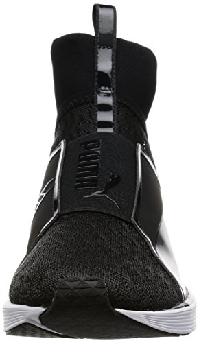 Puma Fierce Eng, Fitness Femme Noir (Black/White)