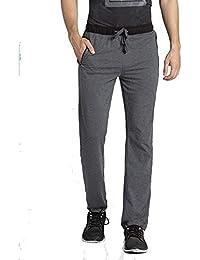 TrilTrillion Men's Regular Fit Track Pants…