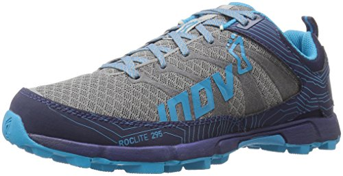Inov-8 Roclite 295 Womens Grey Navy Blue 37