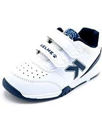 TTMall Scarpe Sportive Bambini Moda Ragazzi Sneaker Calda Sporca Sport Pattini Casuali Correnti (28, rosso)