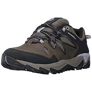 Merrell Women All Out Blaze 2 Trail Running Shoes, Green (Dark Olive), 6 UK (39 EU)