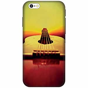 PrintlandDesignerHard Plastic Back Cover for Apple iPhone 6S -Multicolor