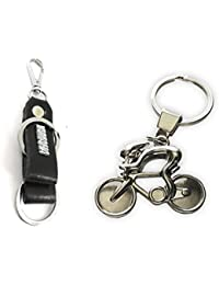 Kolossalz Yamaha Men Bike Keychains