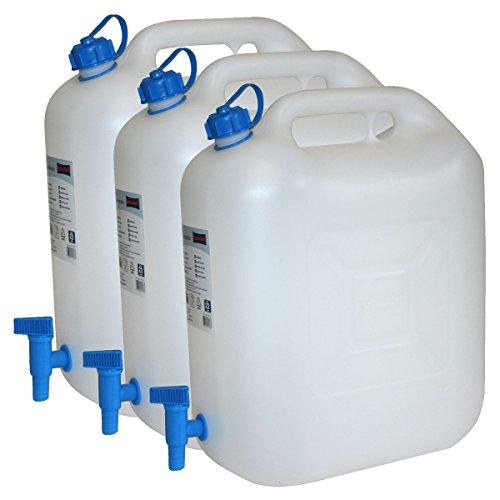 Wasserkanister Wasserauslauf, 10
