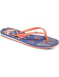 ed31cb0346f Amazon.es  Roxy - Sandalias y chanclas   Zapatos para mujer  Zapatos ...