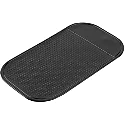 Rouku Universal Car Dashboard Magic Anti-Slip Mat Non-Slip Sticky Pad Key Cellphone Mobile Phone GPS Stuff Pad Holders