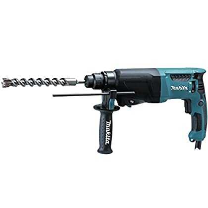 Makita HR2600 - Martillo Ligero Sds-Plus 800W 2.8 Kg Broca Hasta 26