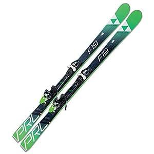 Fischer Ski Progressor F19 Ti on Piste Rocker + Bindung RSX Z12