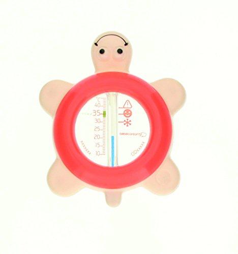 Bébé Confort Tortue Thermomètre de Bain Sweet Sorbet Rose